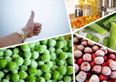 Развенчаны популярные мифы о замороженных продуктах